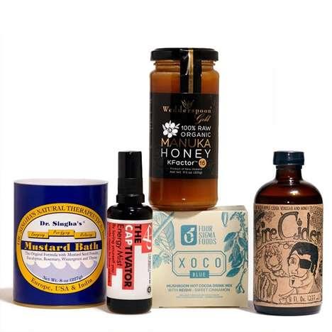 Winter Wellness Self-Care Kits
