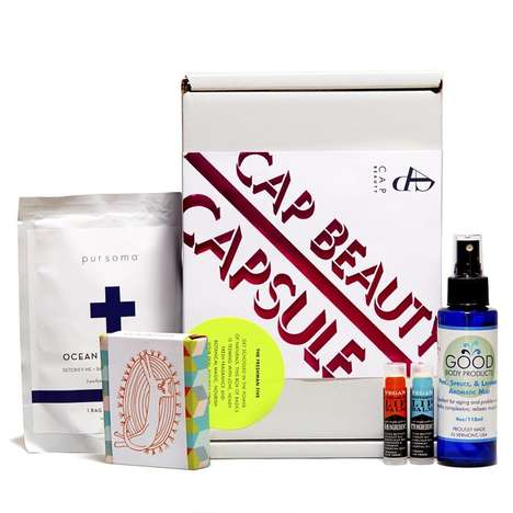 Luxurious Freshman Skincare Sets