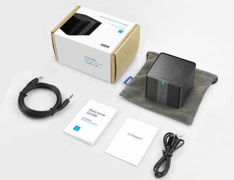 Portable Wireless Loudspeakers