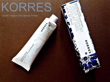 Greek Yogurt Makeup Primers