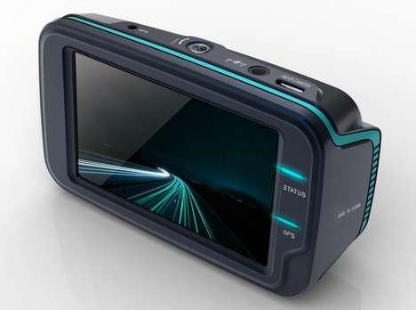 Vehicular GPS Cameras