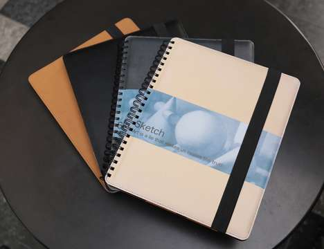 Customizable Notebook Cases