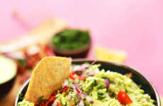 Greek-Inspired Guacamole Recipes - This Recipe for Greek Guacamole is Vegan-Friendly and Gluten-Free