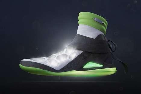 Ninja Turtle Footwear