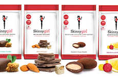 Calorie-Controlled Candies - Skinnygirl Candy Packets Serve Up Sweets in 100-Calorie Portions