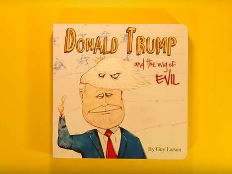 Satirical Political Picture Books