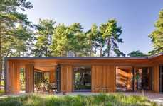 Contemporary Woodland Homes