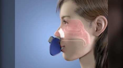 Migraine-Alleviating Inhalers