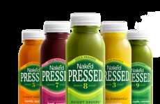 Sugarless Cold Pressed Juices