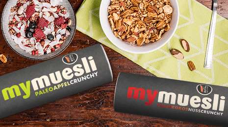Personalized Cereal Blends - This Company Allows Customers to Create Custom Muesli Mixes