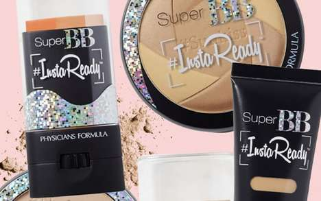 Social Media-Inspired Makeup