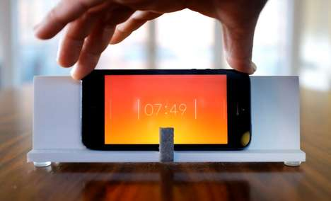 Bedtime-Focused Smartphone Docks