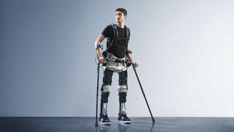 Affordable Wearable Exoskeletons - The Phoenix Exoskeleton Costs About As Much As a Mid-Range Car