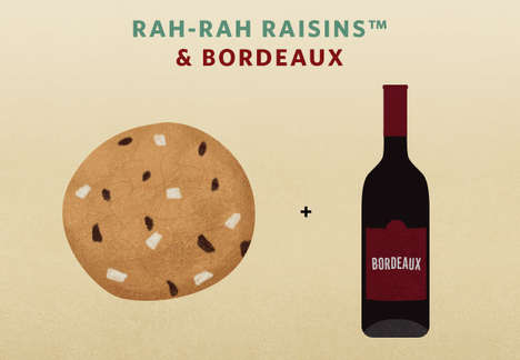 Complementary Cookie Wine Pairings