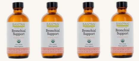 Botanical Immune Syrups