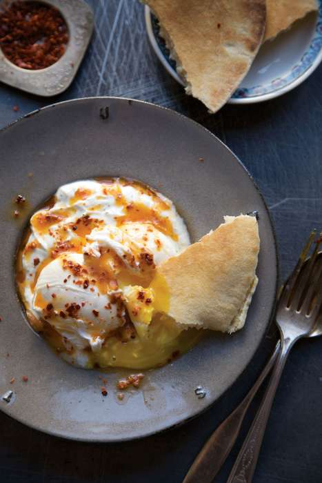 Balkan Yogurt-Infused Egg Dishes