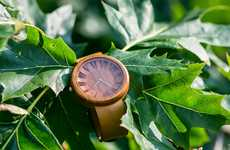 Sustainable Latvian Wood Watches - The Ovi Watch is a High-Quality Watch with Eco-Friendly Benefits