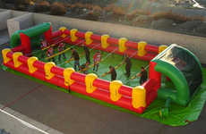 Full-Size Table Soccer Games