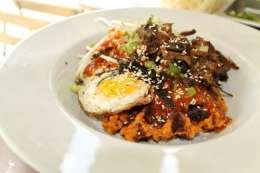 Korean Waffle Bowls
