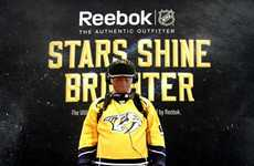 Immersive Hockey VR Campaigns - Reebok Hosted a VR Pop-Up at the 2016 NHL All-Star Weekend