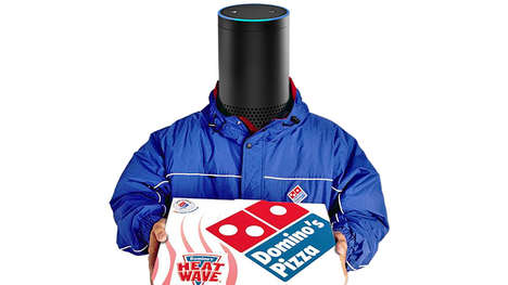 Voice-Controlled Pizza Deliveries