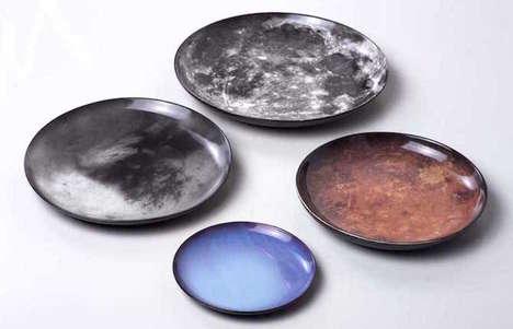 Cosmic Ceramic Dishware