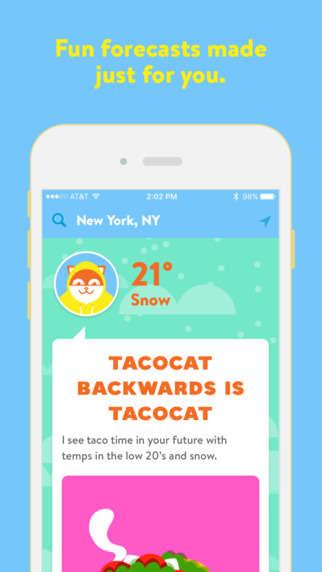 Weather Alarm Apps
