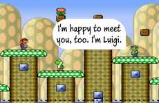 Smartened Videogame Characters - Super Mario Can Learn From Luigi Thanks to Social AI