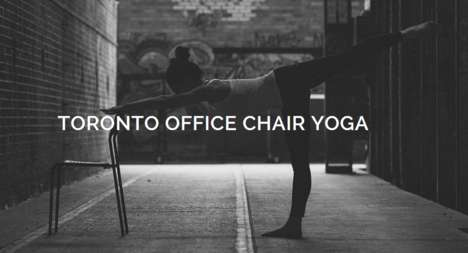 In-Office Yoga Classes - UTKATA Brings Office Yoga Lessons to Toronto Workplaces