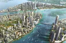 Magnificent Malaysian Developments - The Forest City Development Will Be Located On Man-Made Islands