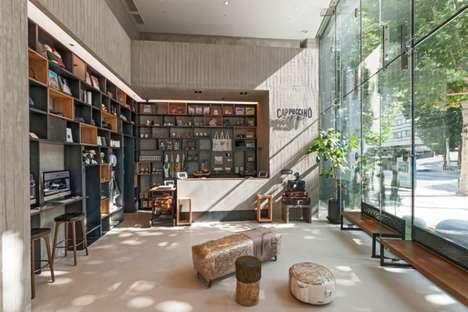 Ultramodern Hotel Amenities
