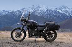 Easy-Handling Motorbikes - The Royal Enfield Himalayan Values Handling Over All Else