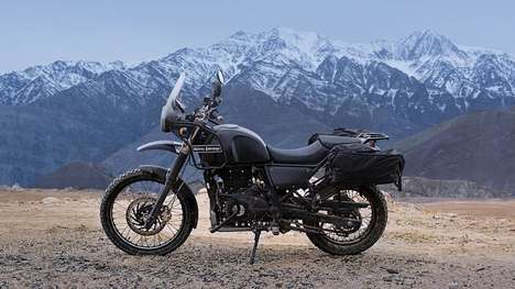 Easy-Handling Motorbikes