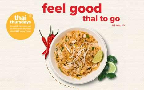 Ultra-Authentic Thai Eateries