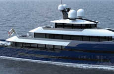 Adventure Exploration Yachts - The Alvarado is a Modern Explorer Yacht with Luxury Appointments