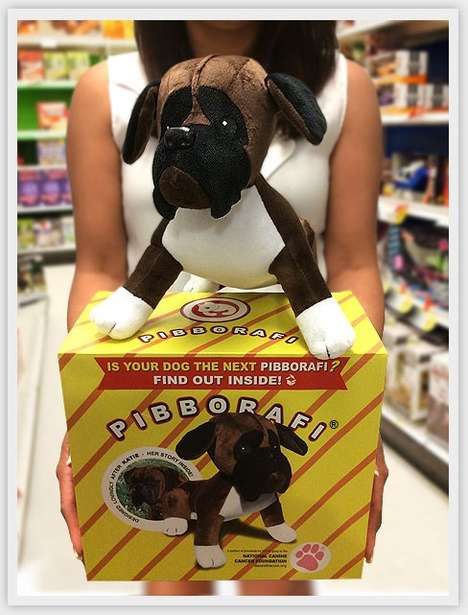 Rescue Pet Plush Toys