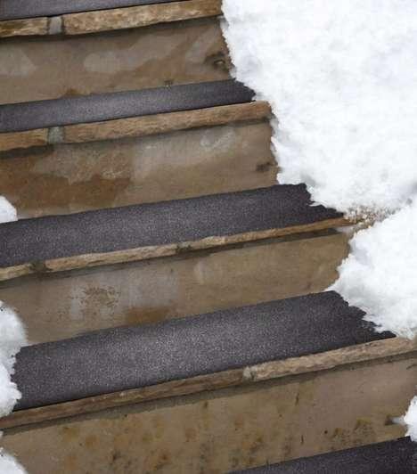 Winter Stair Accessories