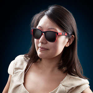 Villainous Superhero Sunglasses