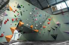 Expansive Bouldering Facilities - The Austin Bouldering Project Offers Up To 300 Bouldering Routes