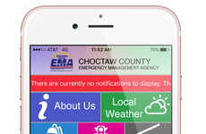 Emergency Preparedness Apps - This Public Safety App Keeps Choctaw County Residents Alert & Informed