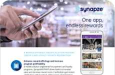 Streamlined Loyalty Apps - The SynapzeINSTANT App Offers Easy Loyalty Points Redemption
