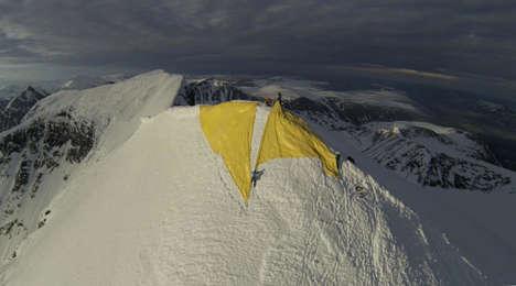 Blanket-Covered Glaciers