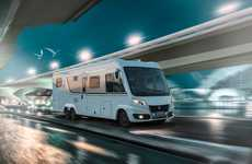 High-End Design Motorhomes