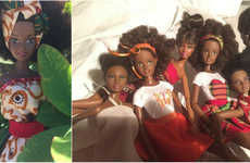 Diverse Model-Made Dolls - Mala Bryan Created a Line of Dolls That Celebrate Black Beauty