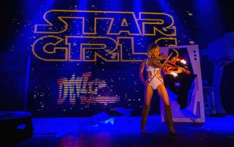 Galactic Burlesque Shows