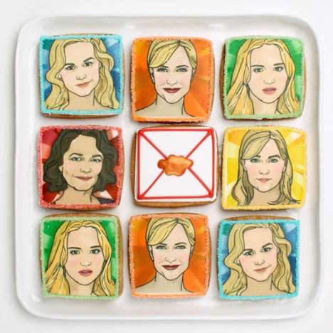 Award Show Biscuits