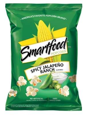 Subtly Spiced Popcorn Snacks