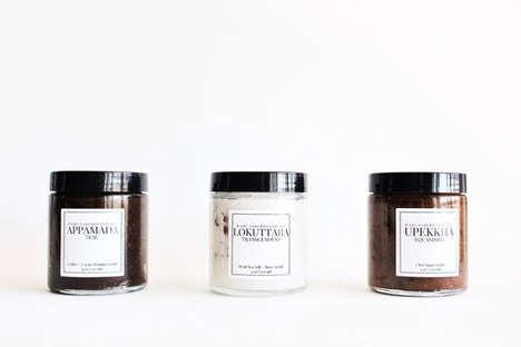 Caffeinated Body Scrubs