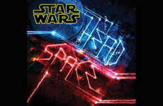 Electronic Sci-Fi Albums - The Star Wars Headspace Compilation Features Kaskade and Flying Lotus
