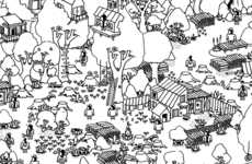 Deceptive Interactive Games - The 'Hidden Folks' Game Requires You To Unearth Hidden People
